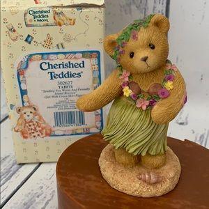 Cherished teddy Tahiti